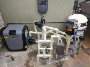 Pool Repairs and Motor replacement